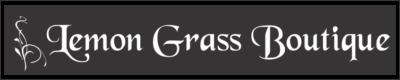 Lemongrass Boutique Logo Design