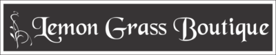 Lemongrass Boutique Logo Design, website design, Internet Marketing, eCommerce, CRM